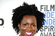 Actress Adepero Oduye attends the 2017 Film Independent Spirit Awards at the Santa Monica Pier on February 25, 2017 in Santa Monica, California.