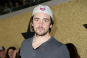 Actor Vincent Piazza attends the 2017 Honda NHL All-Star Game at Staples Center on January 29, 2017 in Los Angeles, California.