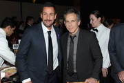 Adam Sandler and Ben Stiller Photos Photo