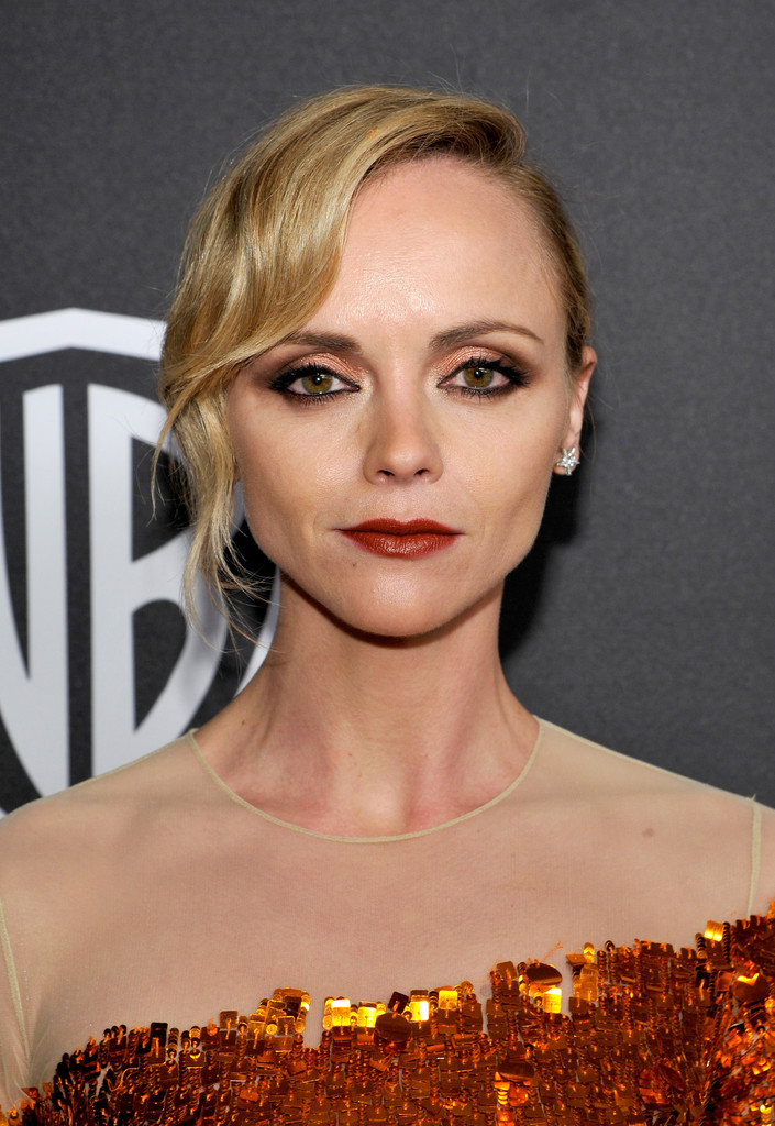 Christina Ricci Photos Photos - The 2017 InStyle and ... Christina Ricci
