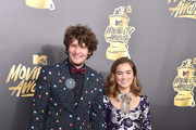 Brett Dier and Haley Lu Richardson - The Cutest Couples at the 2017 MTV Movie and TV Awards