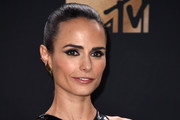 Actor Jordana Brewster, winner of the Generation Award, poses in the press room during the 2017 MTV Movie And TV Awards at The Shrine Auditorium on May 7, 2017 in Los Angeles, California.