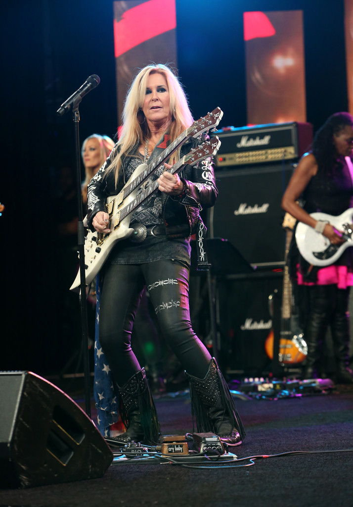 Lita Ford Photos Photos The 2017 Namm Show Friday