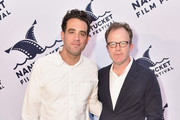 Bobby Cannavale and Tom McCarthy attend the Screenwriters Tribute during the 2017 Nantucket Film Festival - Day 3 on June 23, 2017 in Nantucket, Massachusetts.
