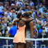 Madison Keys Photos - Sloane Stephens of the United States embraces Madison Keys of the United States after Stephens won the Women's Singles final match on Day Thirteen during the 2017 US Open at the USTA Billie Jean King National Tennis Center on September 9, 2017 in the Queens borough of New York City. - 2017 US Open Tennis Championships - Day 13