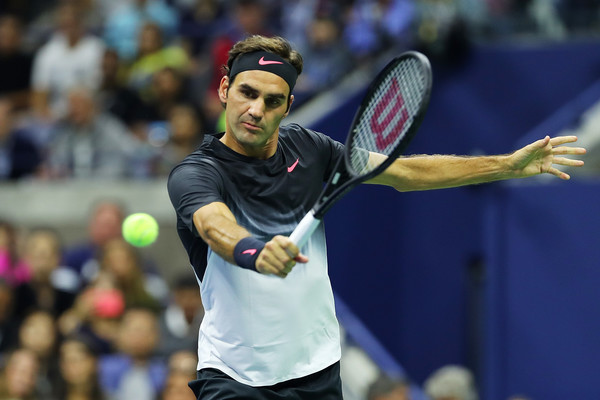 Roger Federer Plays Down Pressure As Seeds Tumble Out Of The US Open