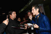 Perry Farrell of Jane's Addiction attends the 2017 Rhonda's Kiss Benefit Concert at Hollywood Palladium on December 8, 2017 in Los Angeles, California.  (Photo by Emma McIntyre/Getty Images for Rhonda's Kiss) *** Local Caption *** Perry Farrell