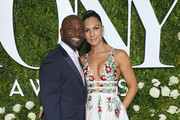 Taye Diggs Amanza Smith Photos Photo