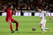 Sydney Leroux Photos Photo