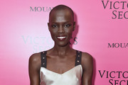Grace Bol attends the 2017 Victoria's Secret Fashion Show In Shanghai After Party at Mercedes-Benz Arena on November 20, 2017 in Shanghai, China.