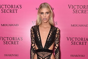 Model Devon Windsor attends the 2017 Victoria's Secret Fashion Show In Shanghai After Party at Mercedes-Benz Arena on November 20, 2017 in Shanghai, China.