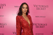 Model Lais Ribeiro attends the 2017 Victoria's Secret Fashion Show In Shanghai After Party at Mercedes-Benz Arena on November 20, 2017 in Shanghai, China.