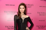 Sui He attends the 2017 Victoria's Secret Fashion Show In Shanghai After Party at Mercedes-Benz Arena on November 20, 2017 in Shanghai, China.