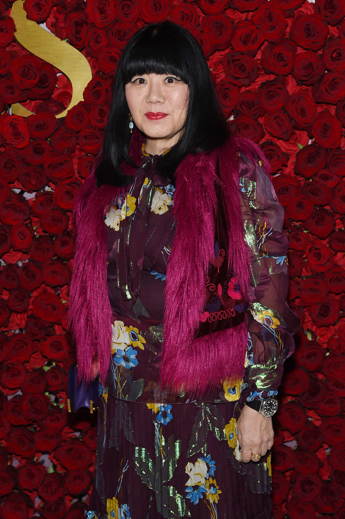 Anna Sui Fall Winter 2014 2015 New Women S Clothing Styles: Anna Sui Photos Photos