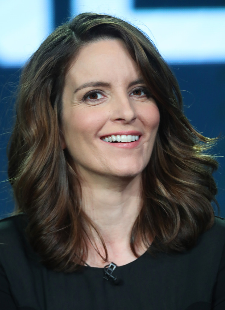 Tina Fey In 2017 Winter Tca Tour Day 14 Zimbio