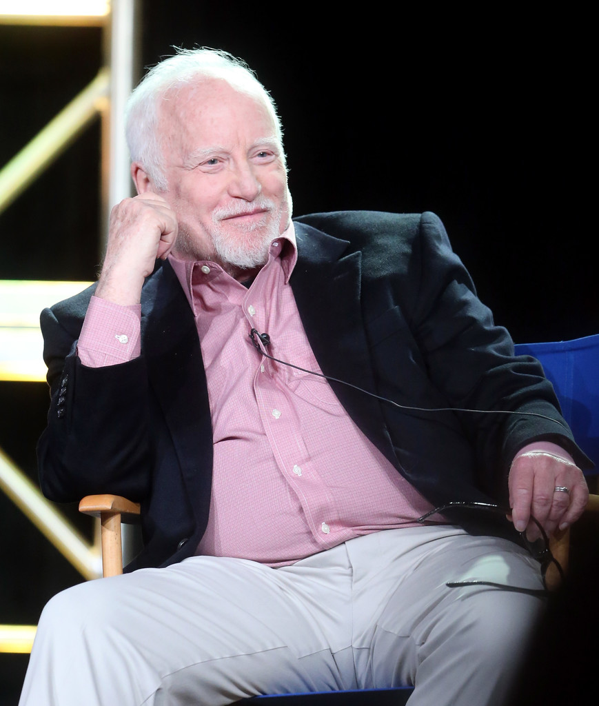 Richard Dreyfuss In 2017 Winter Tca Tour Day 7 Zimbio