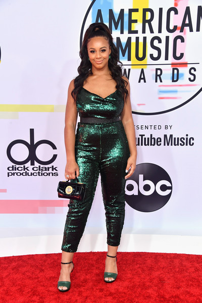 2018 American Music Awards - Arrivals - 27 of 528