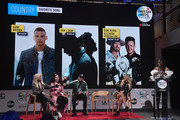 Bebe Rexha, Ella Mai, Kane Brown, Chelsea Briggs and Normani attend the 2018 American Music Awards Nominations Announcement at YouTube Space LA on September 12, 2018 in Los Angeles, California.