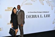 Chris Spencer and Vanessa Spencer attend the Debra Lee Pre-BET Awards Dinner at Vibiana on June 20, 2018 in Los Angeles, California.