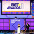 James Todd Smith Photos - Debra L. Lee (L) accepts the BET Ultimate Icon Award from LL Cool J onstage at the 2018 BET Awards at Microsoft Theater on June 24, 2018 in Los Angeles, California. - 2018 BET Awards - Show