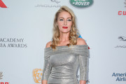 Louise Lombard attends the 2018 British Academy Britannia Awards presented by Jaguar Land Rover and American Airlines at The Beverly Hilton Hotel on October 26, 2018 in Beverly Hills, California.