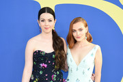 Designer Tanya Taylor and Madeline Brewer attend the 2018 CFDA Fashion Awards at Brooklyn Museum on June 4, 2018 in New York City.