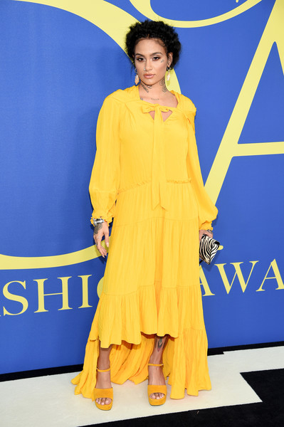 2018 CFDA Fashion Awards - Arrivals - 102 of 386