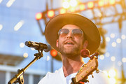 (EDITORIAL USE ONLY) Drake White performs during the 2018 CMA Music festival at the  on June 8, 2018 in