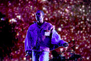 Kendrick Lamar performs onstage with SZA during the 2018 Coachella Valley Music And Arts Festival at the Empire Polo Field on April 13, 2018 in Indio, California.