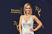 Actress Candace Cameron Bure attends the 2018 Creative Arts Emmy Awards at Microsoft Theater on September 8, 2018 in Los Angeles, California.