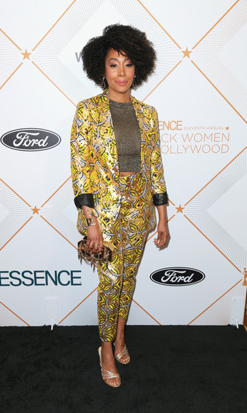 2018 Essence Black Women In Hollywood Oscars Luncheon - Red Carpet - 44 of 370