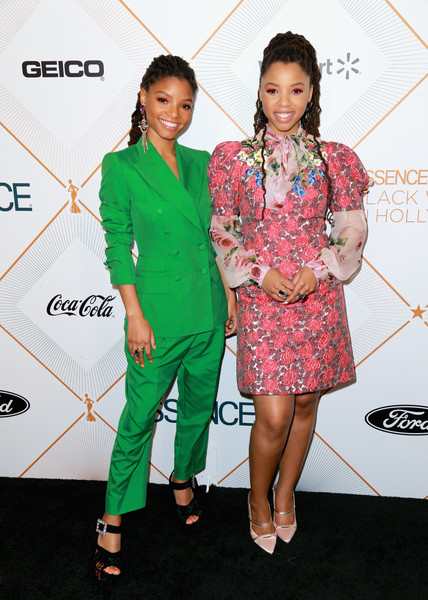 2018 Essence Black Women In Hollywood Oscars Luncheon - Red Carpet - 8 of 370