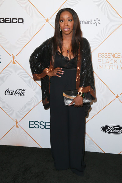 2018 Essence Black Women In Hollywood Oscars Luncheon - Red Carpet - 278 of 370