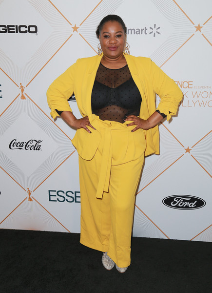 2018 Essence Black Women In Hollywood Oscars Luncheon - Red Carpet - 93 of 370