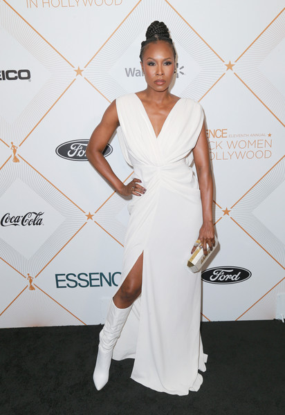 2018 Essence Black Women In Hollywood Oscars Luncheon - Red Carpet - 154 of 370