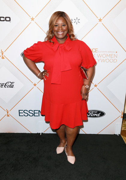 2018 Essence Black Women In Hollywood Oscars Luncheon - Red Carpet - 191 of 370