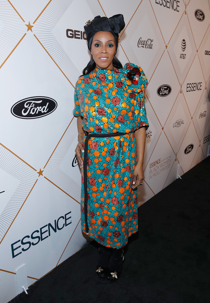 2018 Essence Black Women In Hollywood Oscars Luncheon - Red Carpet - 57 of 370