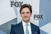 Vincent Piazza attends the 2018 Fox Network Upfront at Wollman Rink, Central Park on May 14, 2018 in New York City.