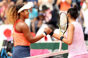 Zarina Diyas Naomi Osaka Photos Photo