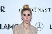 Zosia Mamet attends the 2018 Glamour Women Of The Year Awards: Women Rise on November 12, 2018 in New York City.