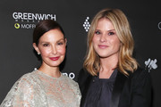 Ashley Judd (L) and Jenna Bush Hager attend the Changemaker Gala at L'Escale Restaurant during the 2018 Greenwich International Film Festival on May 31, 2018 in Greenwich, Connecticut.
