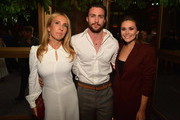 Elizabeth Olsen Aaron Taylor-Johnson Photos Photo