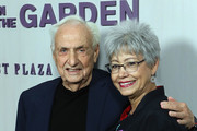 Frank Gehry (L) and Berta Gehry attend the 2018 Hammer Museum Gala In The Garden on October 14, 2018 in Los Angeles, California.