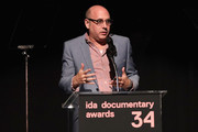 Willie Garson. speaks onstage at the 2018 IDA Documentary Awards on December 8, 2018 in Los Angeles, California.