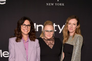 (L-R) Elizabeth Stewart, Rebel Wilson, and Clare Waight Keller attend the 2018 InStyle Awards at The Getty Center on October 22, 2018 in Los Angeles, California.
