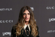 Elisa Sednaoui attends the 2018 LACMA Art + Film Gala at LACMA on November 03, 2018 in Los Angeles, California.