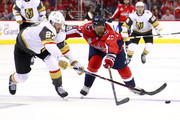 Devante Smith-Pelly and Shea Theodore Photos Photo