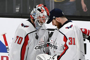 Braden Holtby Philipp Grubauer Photos Photo