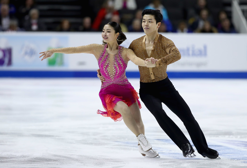 There's a whole load of homophobic bullying going on in the male figure skating world