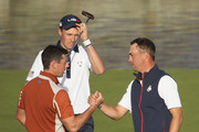 Rory McIlroy Jordan Spieth Photos Photo